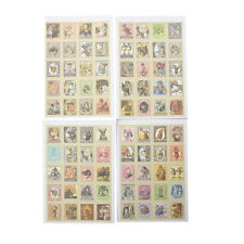 80pcs Korean Diary Deco Planner Notebook Schedule DIY Stamp Sticker Scrapbooking