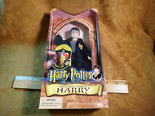 "Harry Potter And The Sorcerers Stone ""Harry"" Hogwarts Heroes Doll - Free S&H USA"