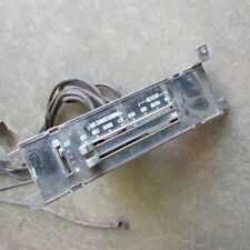 71 72 CHEVELLE EL CAMINO WITH AIR HEATER CONTROL WITH CABLE AND VACUUM HARNESS
