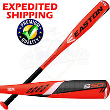 "Youth Baseball Bat Durable Aluminum Alloy 21/4"" Barrel Full Rolled-Over End New"