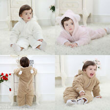 New Trendy Newborn Girl Boy Toddler Infant Jumpsuit Bodysuit Baby Romper Clothes