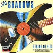 The Shadows - String Of Hits (1991) CD