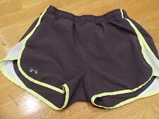 Womens UNDER ARMOUR Athletic Running Shorts, size Small