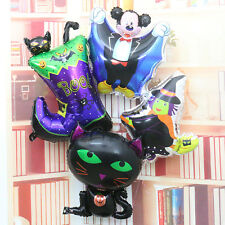 Halloween Theme Foil Balloon Kids Boy Girl Party Favor Supply Props Gifts