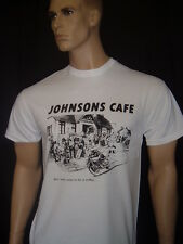 'JOHNSON'S CAFE' MOTORCYCLE T-SHIRT