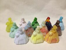 BOYD GLASS MINIATURE ELIZABETH DOLL-CHOICE OF COLORS-#18 to # 30-SALE