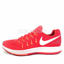 WMNS Nike Air Zoom Pegasus 33 [831356-601] Running Red/White