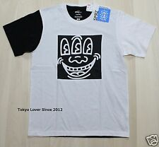 UNIQLO Men Keith Haring Men Short Sleeve T-shirt White from Japan