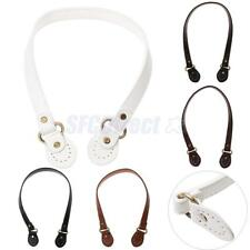 Replacement Faux Leather Handle Strap Purse Bag Handbag Shoulder Strap DIY New