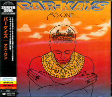 Sealed !! BAR-KAYS - As One (1980) Japan Only CD w/OBI Rare OOP 2009 Remastered