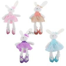 Lovely Animal Stuffed Toys Cute Bunny Rabbit Doll Soft Plush Toys Gift for Baby