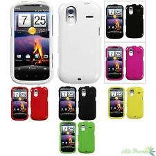Hard Protector Case Cover For HTC Amaze 4G Various Solid Colors