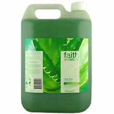 Faith in Nature - Aloe Vera Shampoo FIN-7V5 | 5000ml - BIG Multipack Savings