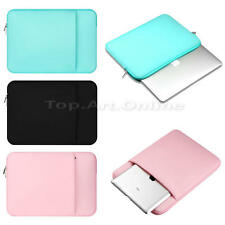 Laptop Notebook Sleeve Case Bag Pouch Storage For Mac MacBook Air Pro 11 13 15""