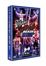 WWE - The Best Of Saturday Night's Main Event (DVD, 2009, 3-Disc Set)