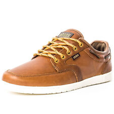Etnies Dory Smu Mens Trainers Brown New Shoes