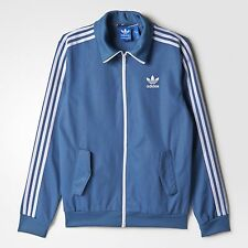 Germany Jacket Blue Beckenbauer Adidas Originals Soccer Football -  Adidas