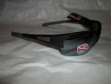 25  Men's FOSTER GRANT IRONMAN  SUNGLASSES WRAP PERSIST BLACK /GRAY ONLY $1 EACH