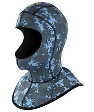 Body Glove Free Dive Scuba Diving Camouflage 3mm Plush Scuba Diving Hood
