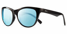 REVO Barclay Sunglasses - Polarized Serilium Lens - Made In Italy + Hard Case