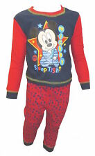 Disney Mickey Mouse Baby Boy's Pyjamas age 6-24 Months