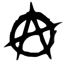 Anarchy Car Skate Motorcycle Sons Car Truck Window Vinyl Decal Sticker 12 COLORS
