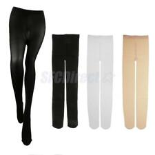 Kid's And Adult's Dance Pantyhose Velvet Footed Tight Stockings Dance Tights