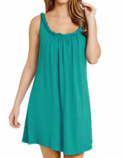 Midnight Grace by figleaves.com Womens D-G Twist Neck Sundress