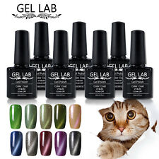 GEL LAB 10ml Cats Eye Magnetic 3D UV lLED Lamp Soak Off Gel Nail Polish 61-90