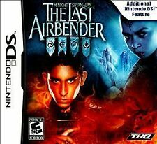 Nintendo DS - DS, DSI, Lite, XL - The Last Airbender: - Brand New - Sealed