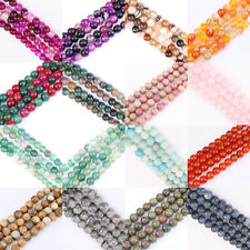 1String Wholesale Crystal Round Multi Style Spacer Loose Bead Crafts Making DIY