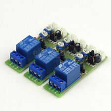 Infinite Cycle Delay Timer Switch Relay ON/OFF Module 1-15min DC 5V 12V 24V