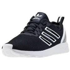 adidas Zx Flux Adv Mens Trainers Black White New Shoes