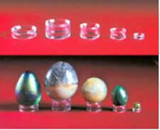Wholesale Round Display Stand Eggs Marbles Balls Ovals Spheres Ornaments Beads