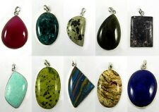 Magical Limited Edition Exclusive Gemstone .925 Silver Pendant Jewelry S101