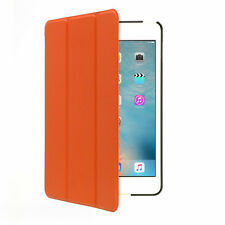 Premium Wake/Sleep Leather Case Cover with Magnetic Stand for New iPad Mini 4