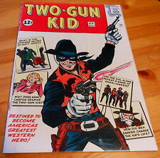 TWO-GUN KID #60  1962  JACK KIRBY VG-/VG  3.5/4.0