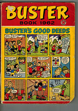 BUSTER ANNUAL 1962 from Buster Comic - first one!