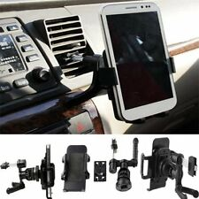 Car Air Vent Mount Cradle Holder Stand for Mobile Smart Cell Phone GPS Black