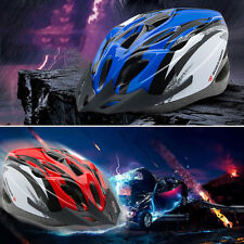 Adult Adjustable Bicycle Bike Helmet Cycling Road Visor Mountain Safety Helmets