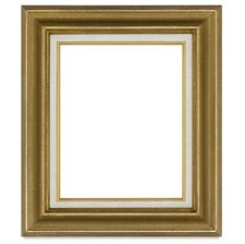 """New Quality WOOD FRAME ANTIQUE GOLD 2.5"""" Wide for PHOTO PICTURE ART PAINTING"""