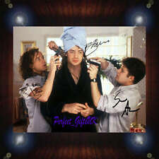 California-Encino Man Cast Signed Autographed Framed Photo/Canvas