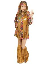 Peace and Love Hippie Groovy 60's 60s Child Costume