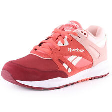 Reebok Ventilator Womens Trainers Red New Shoes