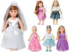 "18"" DOLL CLOTHING OUTFITS AND ACCESSORIES - FUN AND FASHIONABLE"