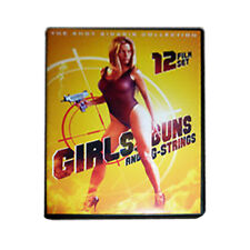Girls, Guns and G-Strings: The Andy Sidaris Collection (DVD, 2011, 3-Disc Set)