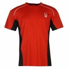 Source Lab Mens Gents Nottingham Forest Football Club T-Shirt Clothing