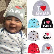 Toddler Kids Girl Boy Baby Infant Soft Knit Cotton Hat Summer Beanie Cap Cute