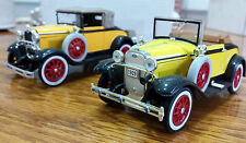 Ford 1928 Model 76-A 1929 Model 68-A Cabriolet National Motor Mint 1:32 Scale  6