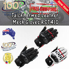 RS Taichi RST410 Armed Mesh Motorcycle Gloves Outdoor Sports Motorcross